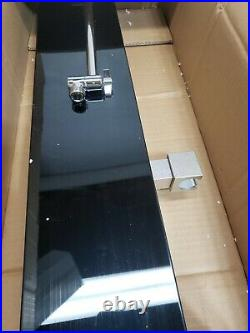 Blue Ocean 48 Stainless Steel SP824322 Shower Panel Tower with Rainfall Flush M