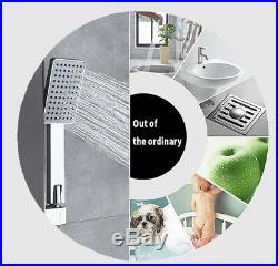 Colonne Panneau Hydromassage Douche en Shower Panel Column Tower salle de bain
