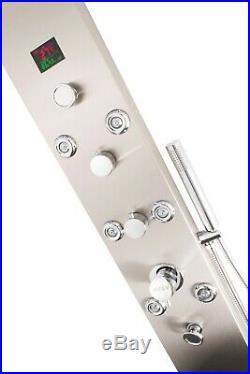 KV&V 1022 N Shower Panel Tower Column System of Superior Quality