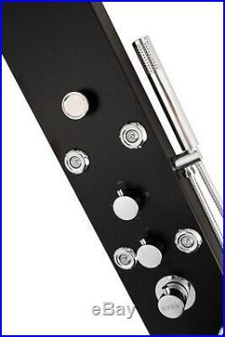 KV&V THERMOSTATIC 1020RBT Shower Panel Tower Column System of Superior Quality