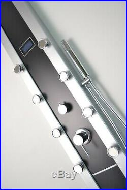 KV&V The Flex -2026 Shower Panel Tower Column System of Exceptional Quality
