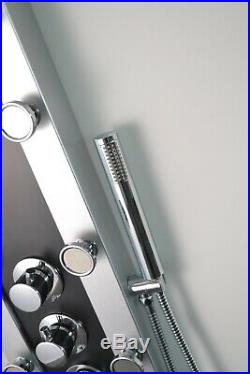 KV&V -The Flex- Thermostatic Shower Panel Tower Column of Superior Quality